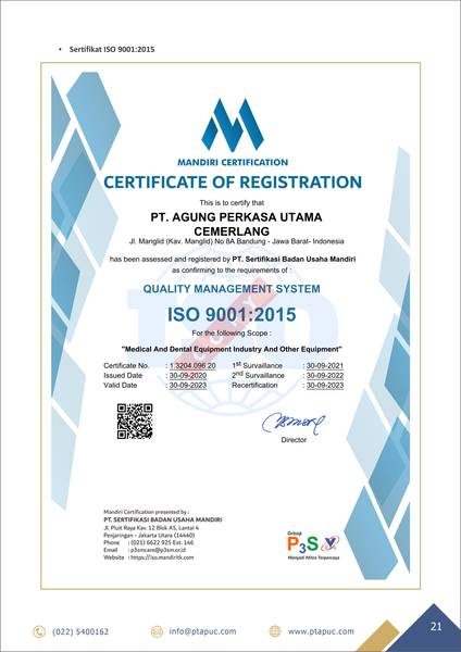 Iso 9001-2005
